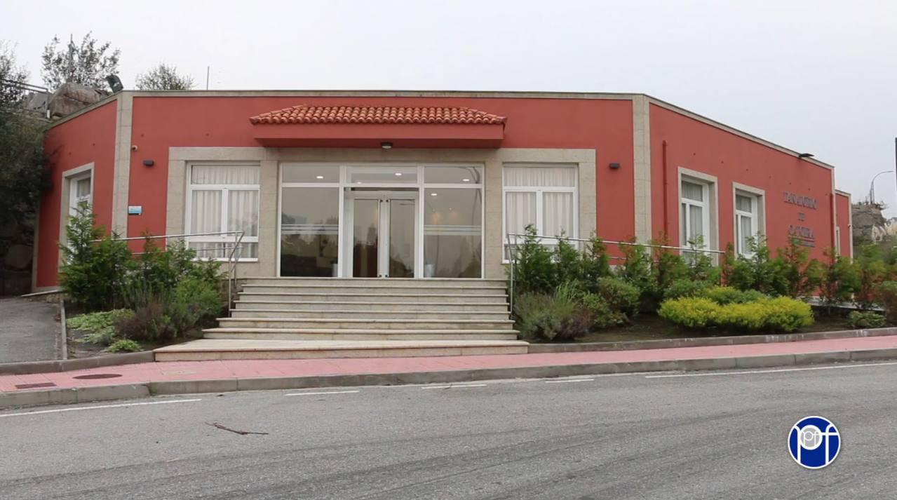FachadaTanatorio Catoira