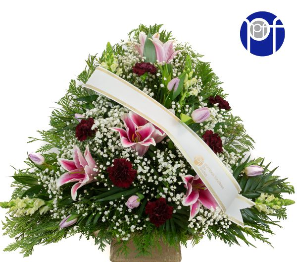 Centro Flor Variada 1