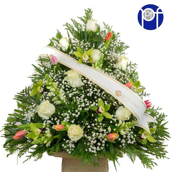 Centro Flor Variada 2