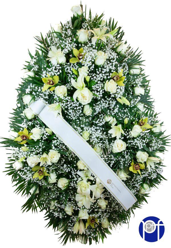 Corona Flor Variada 3 Arosa