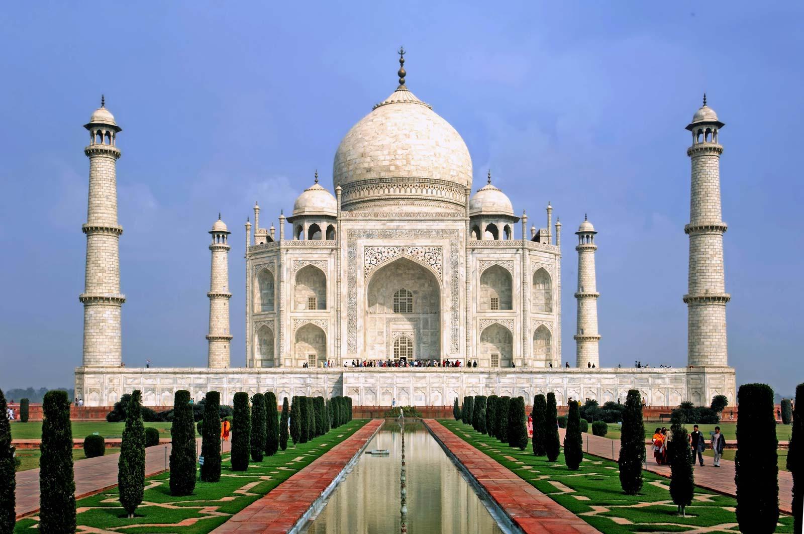 El Taj Mahal y la historia de amor del emperador.